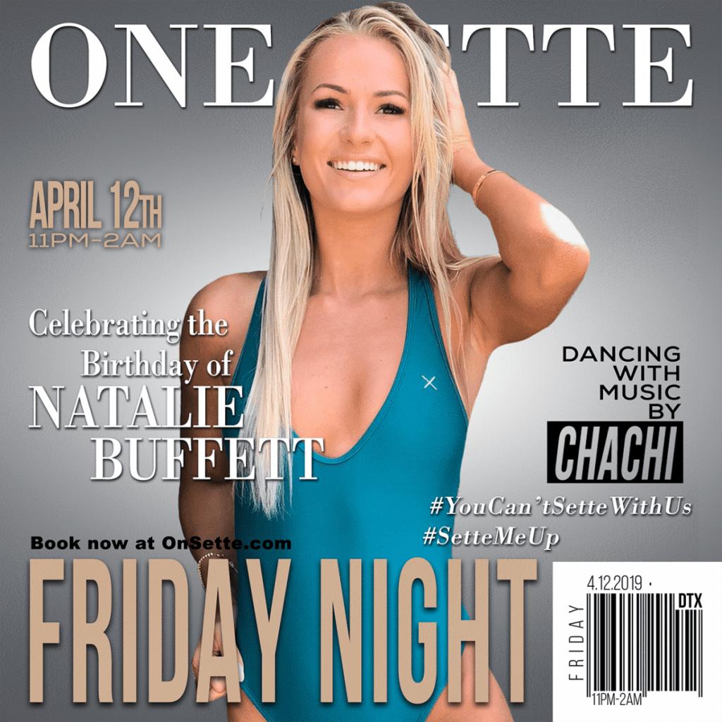 Natalie Buffet 3