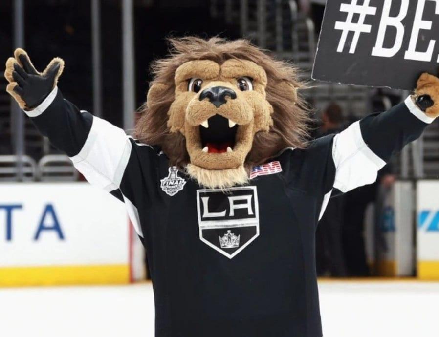Kings mascot lawsuit