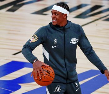 Lakers' Rajon Rondo set to become a free agent