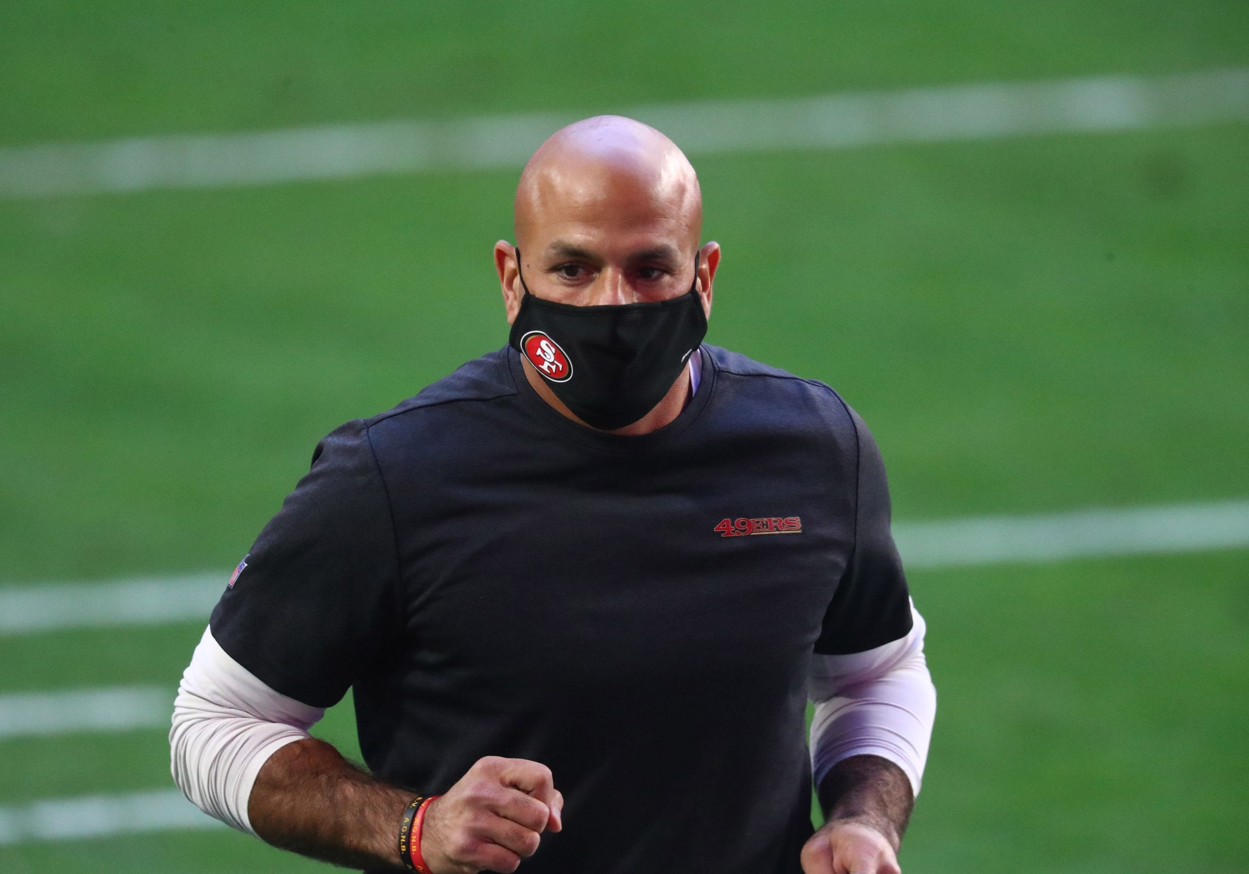Robert Saleh undecided about Jets starting QB in 2021