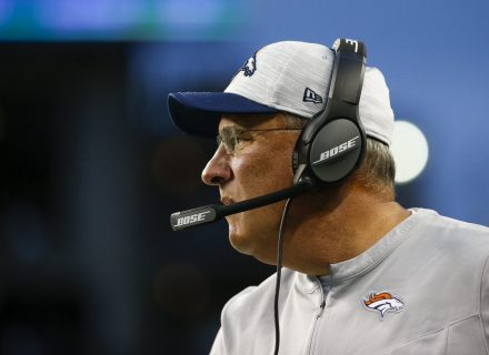 Vic Fangio gives update on Broncos QB situation