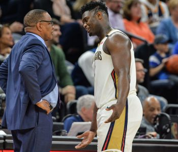 Look: Alvin Gentry gets blasted with memes for Zion Williamson's lack of minutes in loss