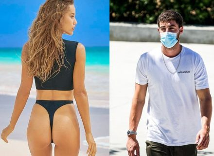 Look: Cody Bellinger's new girlfriend Chase Carter is Giancarlo Stanton's Ex