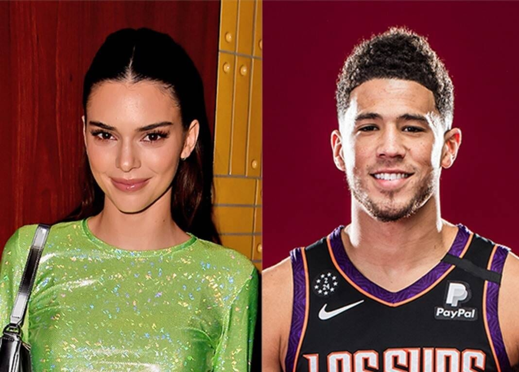 Devin Booker Kendall Jenner Flirty in Comment Section