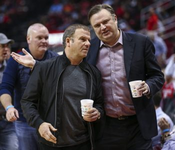 Daryl Morey explains how James Harden 'transformed my life'