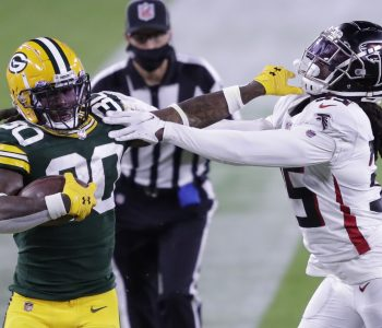 Jamaal Williams zings Tom Brady, gives Bucs bulletin-board material