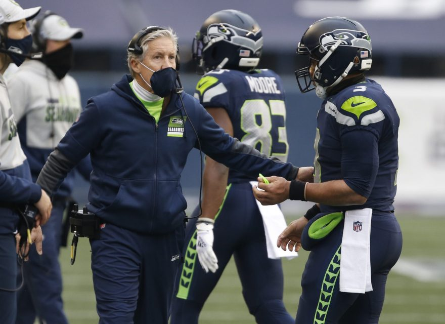 Russell Wilson lobbying for more power in Seahawks personnel decisions