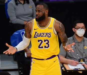 LeBron James gearing up for 'go time' leading up to NBA Playoffs