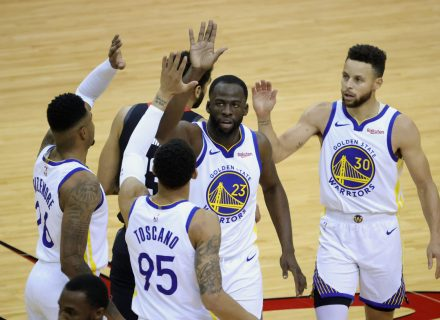 Draymond Green actually believes he's 'the best defender to ever play in the NBA'