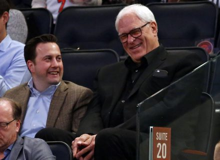 Phil Jackson rips into Carmelo Anthony's lack of leadership on Knicks