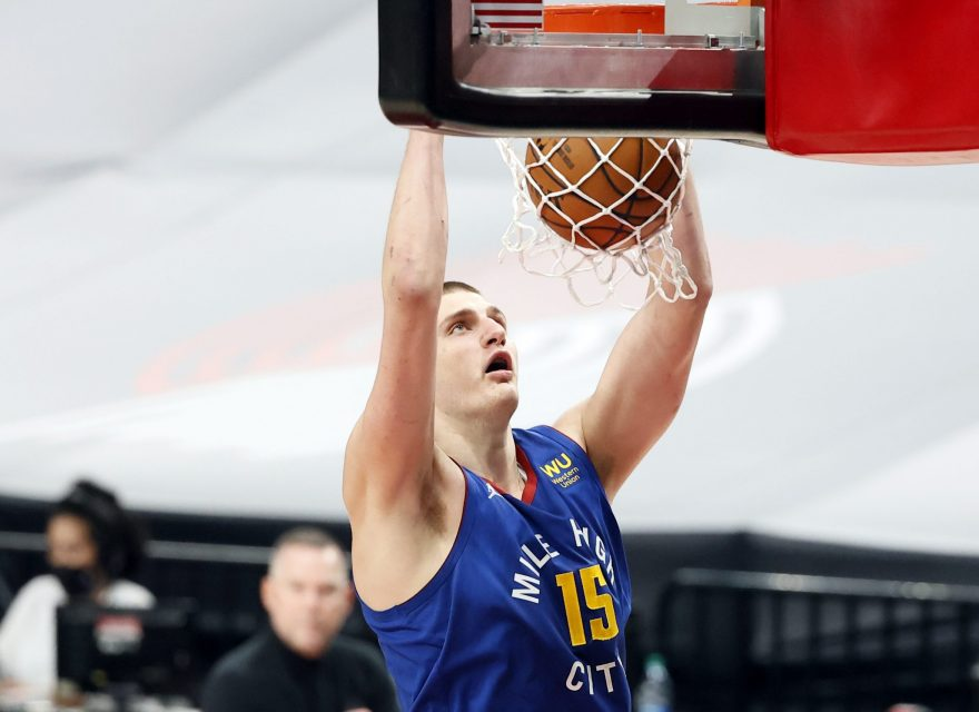 Nikola Jokic wants to play for Nuggets during entire NBA career