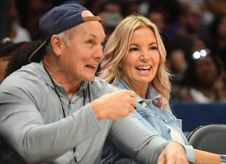 Jeanie Buss addresses criticism over age of Lakers' players on roster