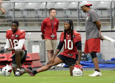 AJ Green talks up DeAndre Hopkins, has no issue with being No. 2 receiver