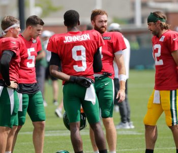 Aaron Rodgers has high praise for Jets rookie QB Zach Wilson